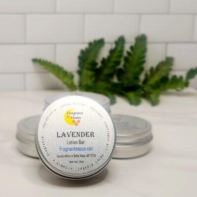 Lavender Lotion Bar