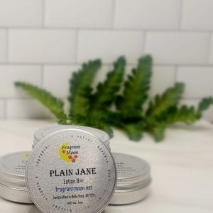 Plain Jane Lotion Bar