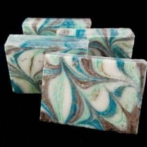 Butt Naked Handcrafted Vegan Spa Bar Soap