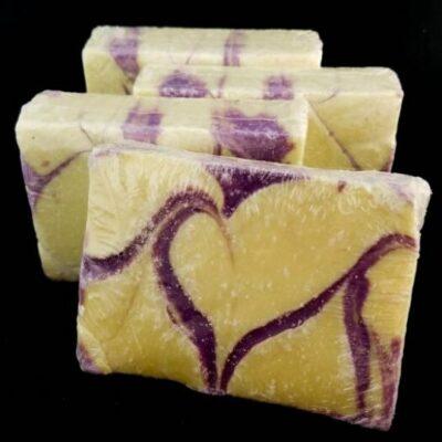 Jasmine Handcrafted Vegan Spa Bar Soap