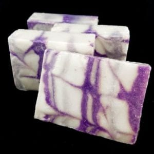 Lavender Handcrafted Vegan Spa Bar Soap