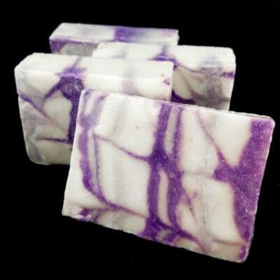 Lavender Handcrafted Vegan Spa Bar Soap