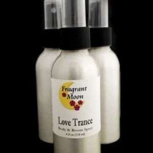 Love Trance Body and Room and Linen Spray