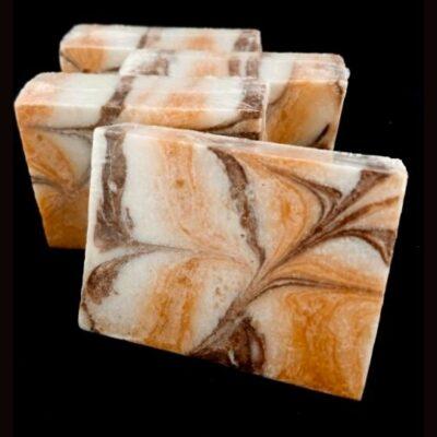 Pumpkin Apple Butter Handcrafted Vegan Spa Bar Soap