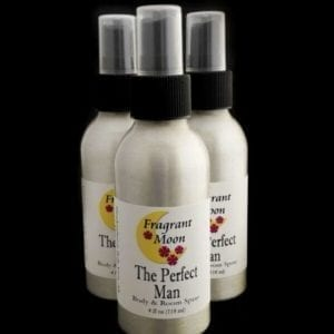 The Perfect Man Body and Room and Linen Spray